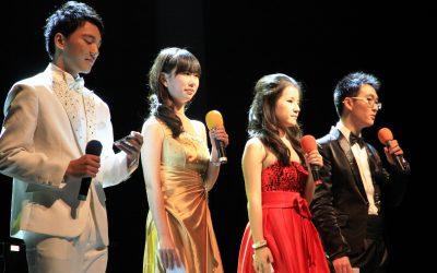 密西根学院2012级迎新晚会隆重举行