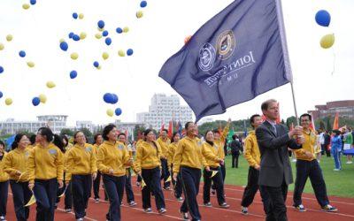 密西根学院在2012交大教职工运动会中成绩优异