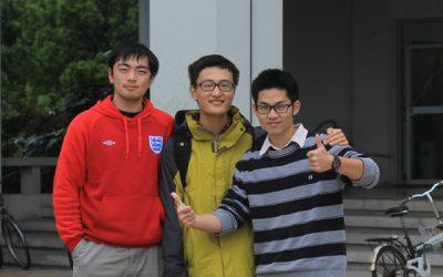 密院学子在2013年美国大学生数学建模竞赛再创佳绩