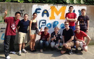 密西根学院2013年暑期项目开始啦!