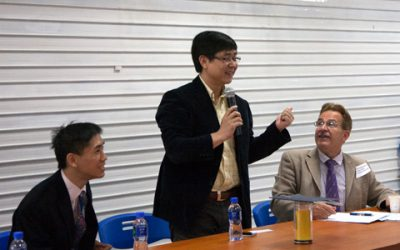密院教学发展中心推出创新助教培训方法