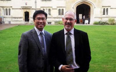 交大密西根学院孔令逊教授获选英国皇家工程院杰出访问研究员