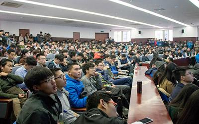 """""""黎明杯"""" 第九届上海交通大学新生机械创意大赛正式启动"""