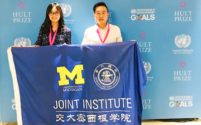 JI team ranks second in Hult Prize Singapore Regional