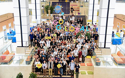 Go Global Day held, world-class programs await