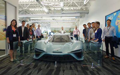 """第二届""""驱动未来——汽车产业高层管理发展项目""""圆满结束"""