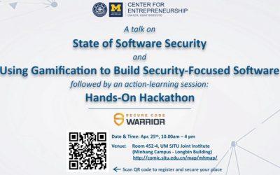 JI to host hackathon talk