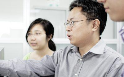 """密院教师李冕荣获2016年上海交通大学""""凯原十佳""""教师称号"""