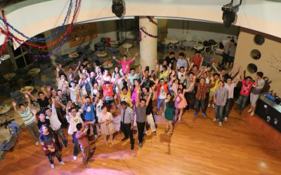 2014 JI New Graduate Students Welcome Party Joyful and Memorable