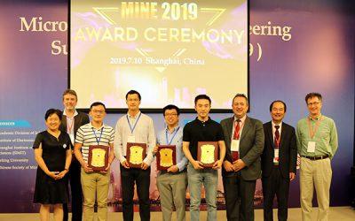 JI faculty member Rui Yang obtains Young Scientist Award