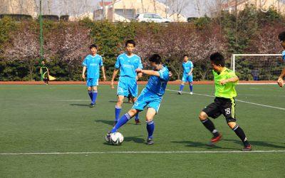 密西根学院足球队连续第二年进入上海交通大学希望杯足球赛四强