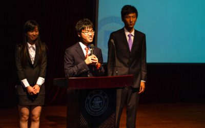 密西根学院第八次学生代表大会召开