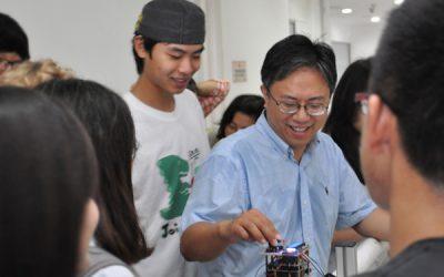 上海西华国际学校国际学生来访密西根学院