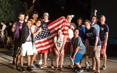 JI Celebrates July 4th with American Culture Night
