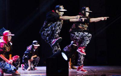 Trio – 2014 Freshmen Welcome Show Dazzling