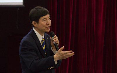 Dean Jun Ni Wins Prestigious Science and Technology Award