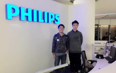 JI Team Wins the Second Prize of Philips HUE Programming Contest