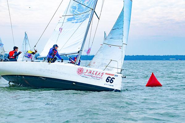 2017上海大学生帆船锦标赛