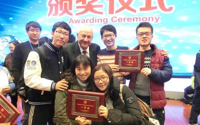 JI students win first prizes at 38th Odyssey of the Mind China Final
