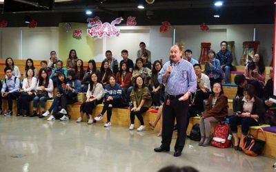 JI Students visit Coca-Cola Shanghai