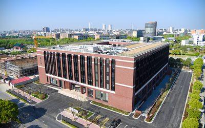 交大密西根学院即将搬进新楼