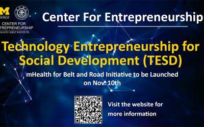 Technology Entrepreneurship for Social Development