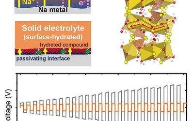 JI professor finds surprising solution for cycling sodium metal battery