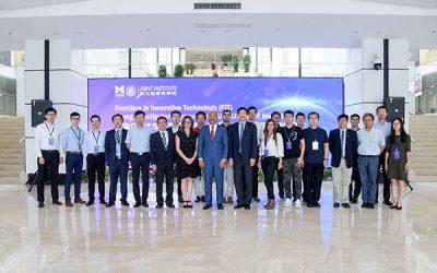 交大密西根学院举办首届创新技术国际青年学者论坛