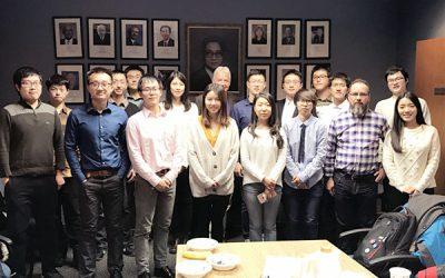 JI students visit Coherix in Ann Arbor