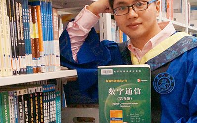 A JI  master's thesis awarded 2015 Shanghai Outstanding Graduate Thesis Award