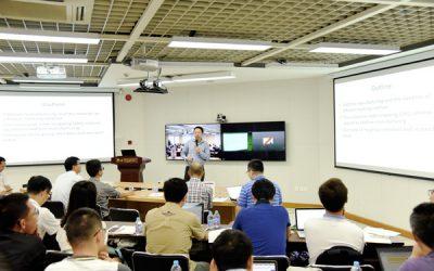 交大密西根学院举办先进计算科学与工程中心(CACES)研讨会