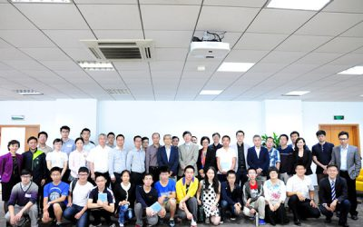 JI Industrial Big Data Club launched for engineering training