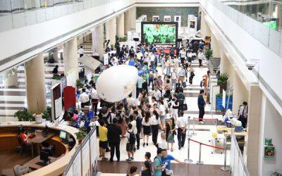 上海交大密西根学院2017夏季设计展盛大开幕  未来科技热点尽收眼底