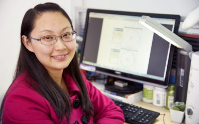 Jing Wang, Ph.D. in Mechanical Engineering, Class of 2016