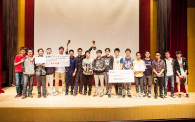 JI teams win first and second prizes at SJTU Freshman Innovative Mechanical Competition