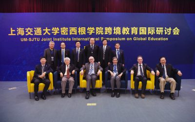The International Symposium on Global Education on JI's tenth anniversary a success