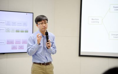 JI Holds MATLAB industrial data analysis seminar