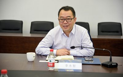 上海市教委领导到交大密西根学院调研