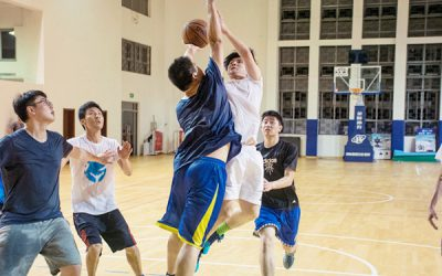 JI basketball tournament – a break of the busy summer semester