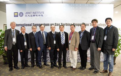 The Joint Institute hosts International Symposium on Gas Turbine Propulsion Technology