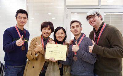 Crouching Tigers and Hidden Dragons – JI shines at SJTU Game