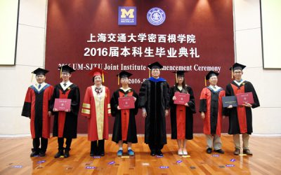 2016 JI Commencement – keep learning; dare to dream; take risks