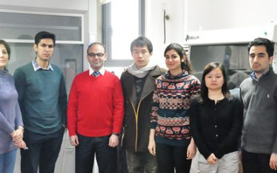 Prof. Morteza Eslamian Named 2014 Oriental Scholar