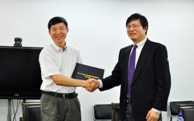 Dean Ni Wins Prestigious SME Gold Medal Award