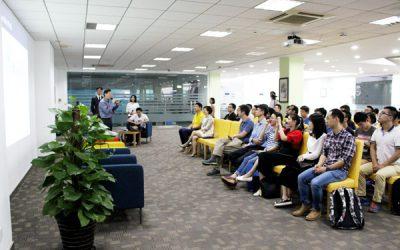 JI hosts Graduate Student Seminar Series