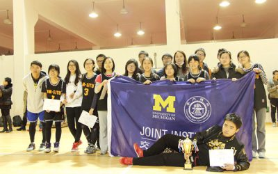 "JI women's basketball team wins the ""Freshman Cup"" basketball championship"