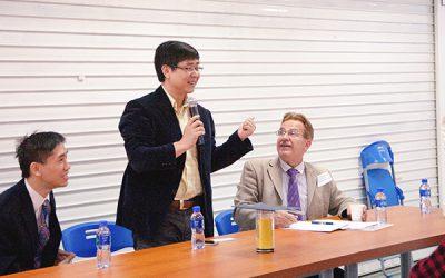 郑刚:致力做中国最好的工程教育