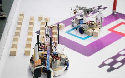 JI Freshmen again win top prizes at SJTU Mechanical Innovation Competition
