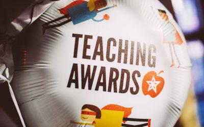 密院多名教师喜获上海交通大学优秀教师奖