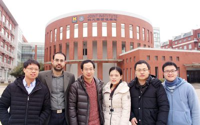 JI Prof. Hua Bao's Team Reaps Fruitful Results on 2-D Material Thermal Conduction Research
